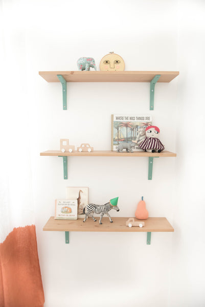 Ikea shelf hack
