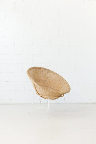 Bali Bowl Chair: Alternate View #2