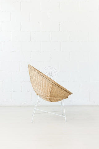 Bali Bowl Chair: Alternate View #3