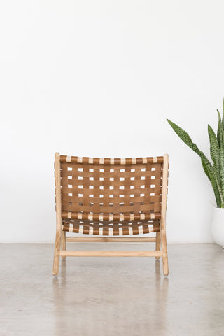 Bali Statement Lounger Tan: Alternate View #7