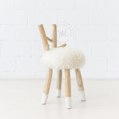 Bambino Stool: Alternate View #3