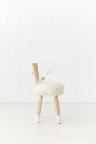 Bambino Stool: Alternate View #4