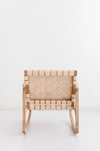 Beau Rocking Chair - Blush: Alternate View #7