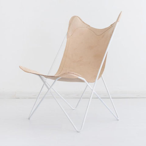 Butterfly Chair - Blush