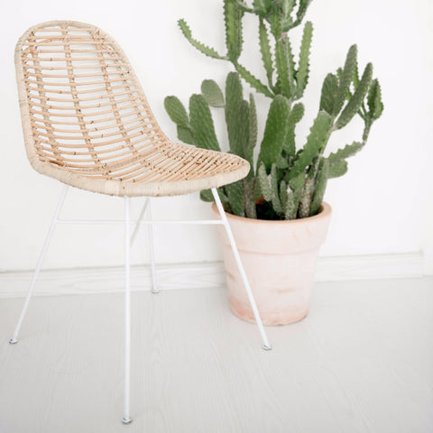 Island Breeze Rattan Chair