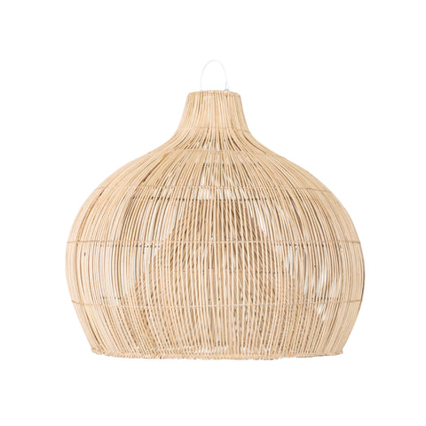Double Dome Pendant Light Large