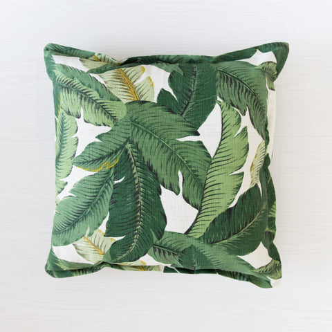 Scatter Cushion - Equitorial Aloe - Joba Collection: Alternate View #1