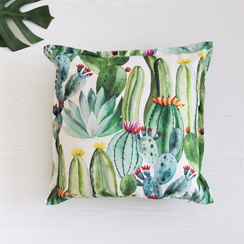 Scatter Cushion - Fat Cactus - Joba Collection: Alternate View #3