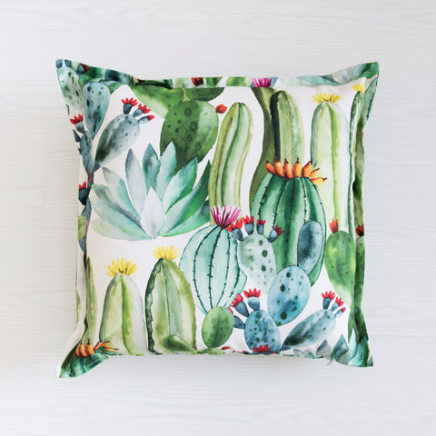 Scatter Cushion - Fat Cactus - Joba Collection: Alternate View #2