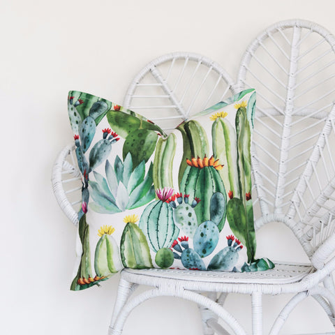 Scatter Cushion - Fat Cactus - Joba Collection: Alternate View #4