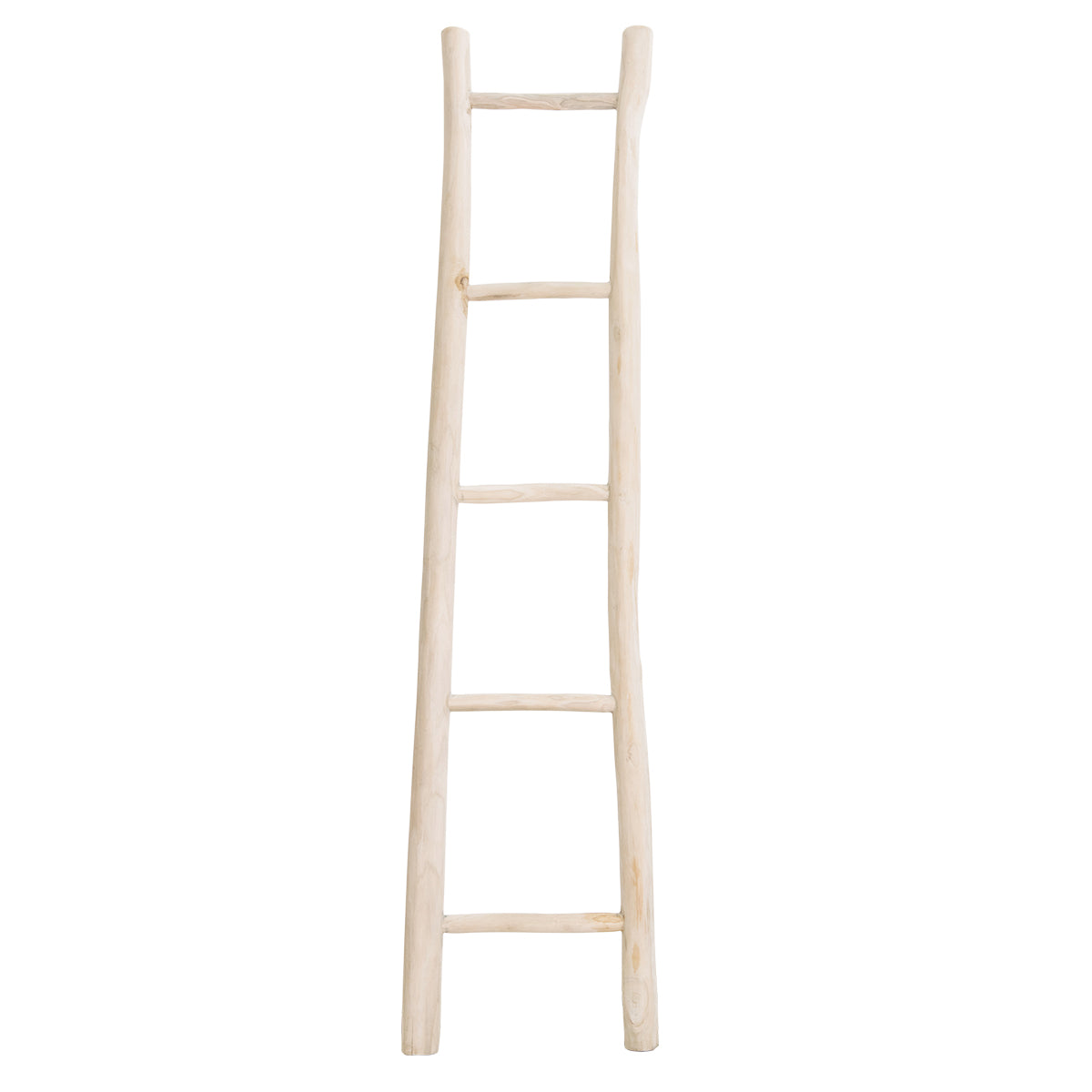 Wooden Ladder Natural
