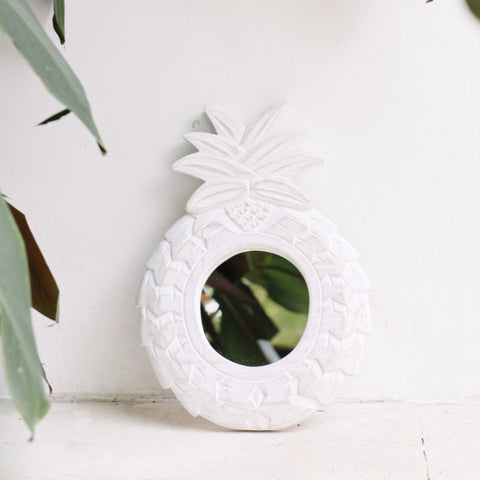Pineapple Mirror: Alternate View #2