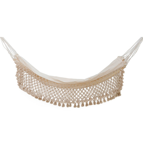 Ubud Tassel Fringe Hammock: Alternate View #1