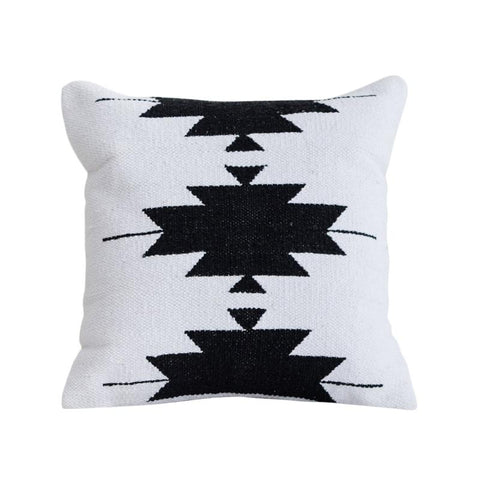 Hoja Negra Cushion Cover