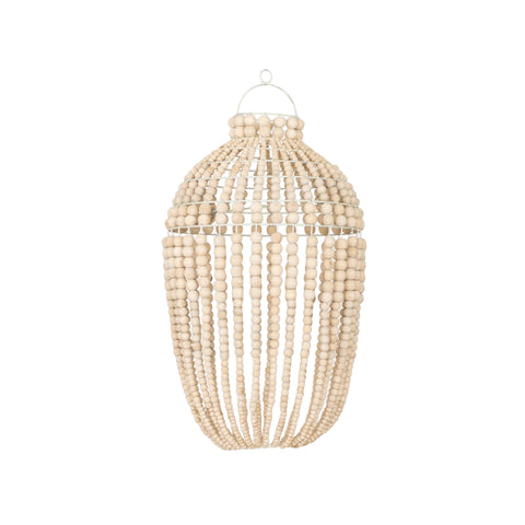 Honey Bead Pendant Light Natural