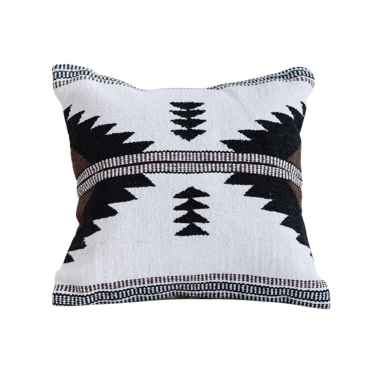 India Dormida Tan Cushion