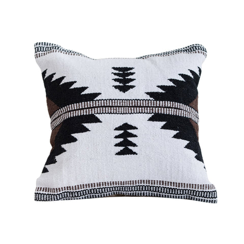 India Dormida Tan Cushion Cover