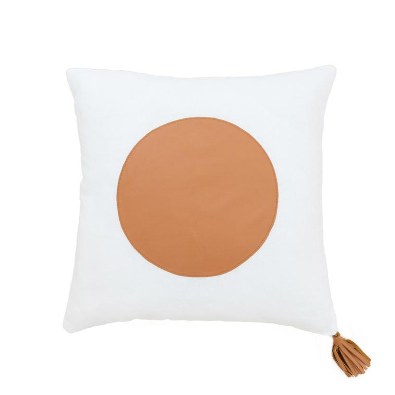 Karma Tan Cushion