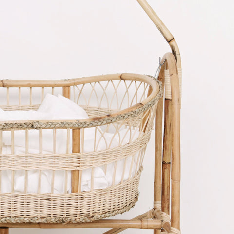 Bonnie Bali Baby Crib: Alternate View #3