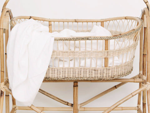 Bonnie Bali Baby Crib: Alternate View #4