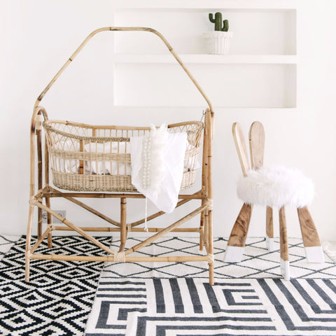Bonnie Bali Baby Crib: Alternate View #5