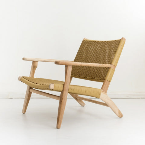 Lo Rider Lounge Chair - Tan