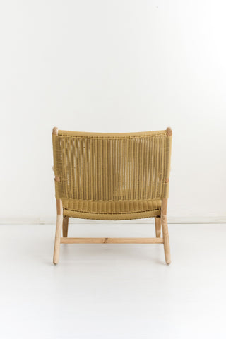 Lo Rider Lounge Chair - Tan: Alternate View #8