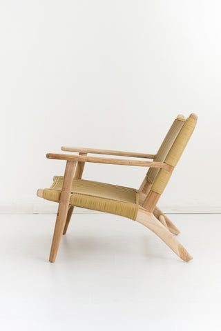 Lo Rider Lounge Chair - Tan: Alternate View #5