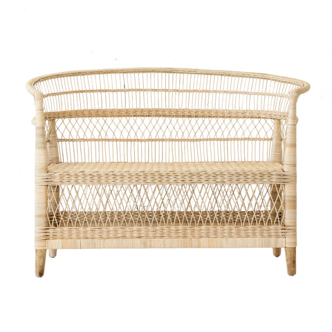 Malawi Love Seat - Natural