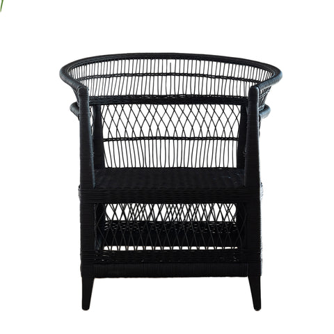Malawi Chair - Black: Alternate View #3