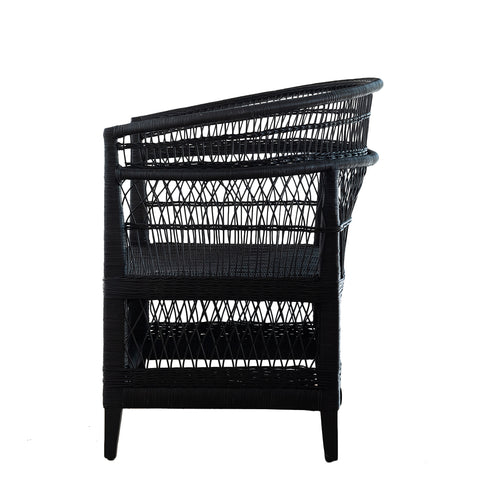 Malawi Chair - Black: Alternate View #4