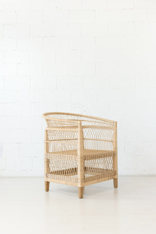 Malawi Chair - Natural: Alternate View #4