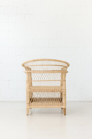 Malawi Chair - Natural: Alternate View #3