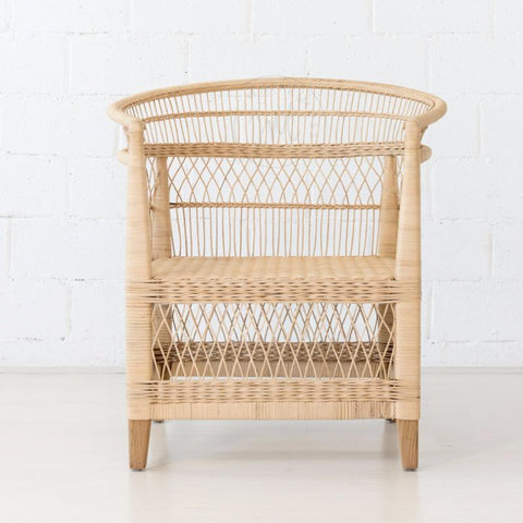 Malawi Chair - Natural: Alternate View #2