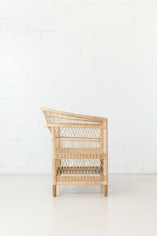 Malawi Chair - Natural: Alternate View #5