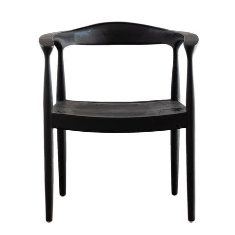 Morren Dining Chair Black: Alternate View #10