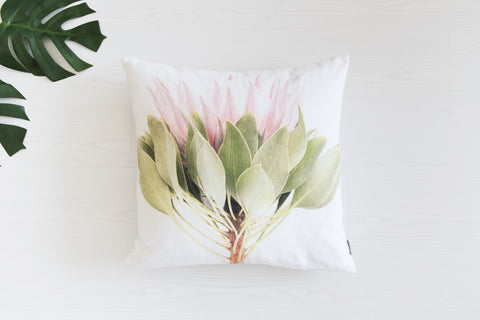 Scatter Cushion - Protea - Joba Collection: Alternate View #4