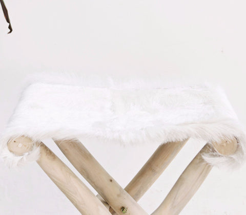 Farmhouse Folding Stool: Alternate View #5