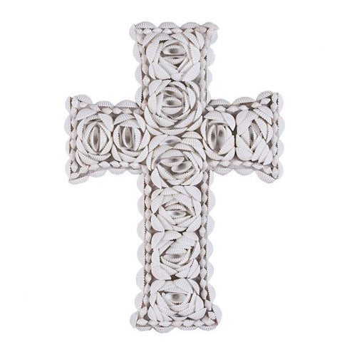Island Shell Cross