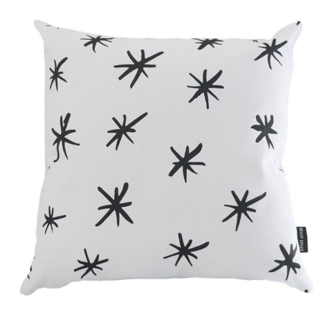 Star Print Cushion