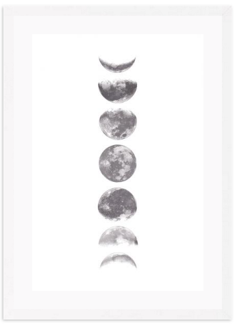 Moon Phases: Alternate View #1