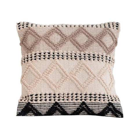 Sierra Mocha Cushion: Alternate View #1