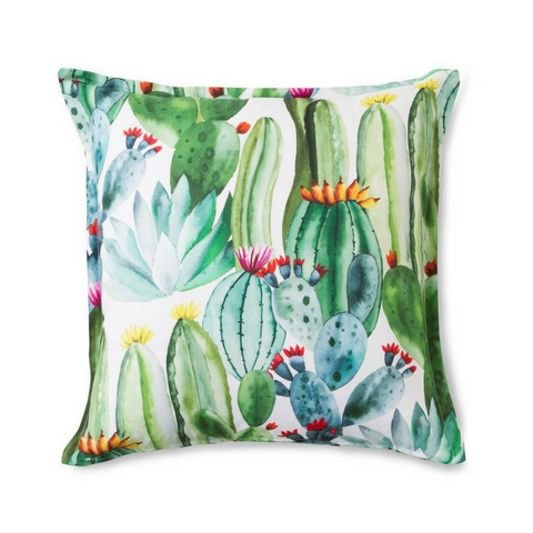Scatter Cushion - Fat Cactus - Joba Collection: Alternate View #1