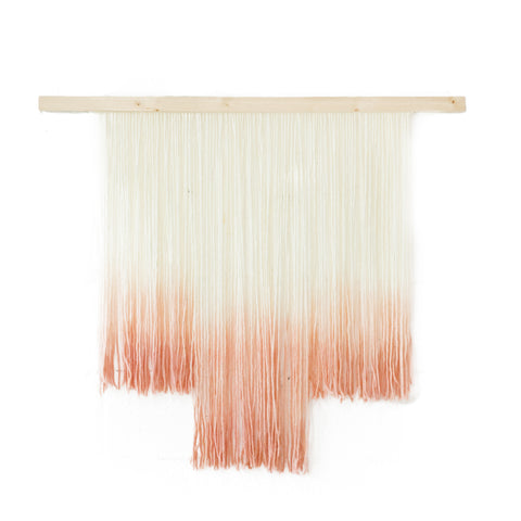 Wall Hanging - Blush Kiss