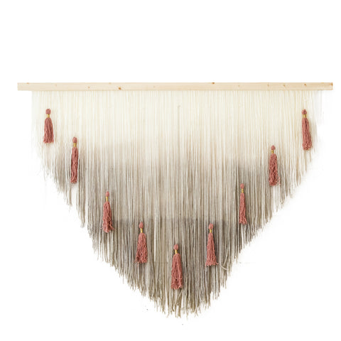Wall Hanging - Tassel Twist