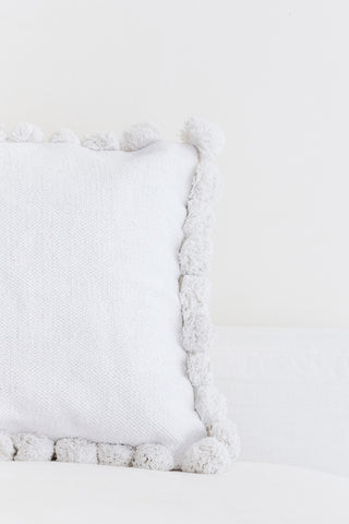 Piedra Blanca Cushion: Alternate View #3