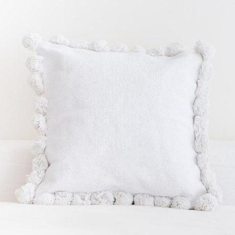 Piedra Blanca Cushion: Alternate View #2