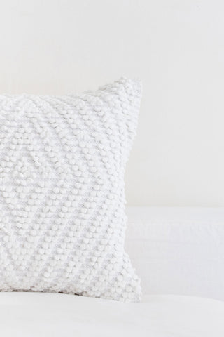 Nieve Blanca Cushion: Alternate View #3