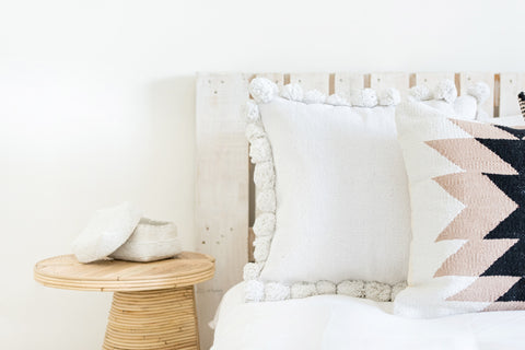 Piedra Blanca Cushion: Alternate View #5