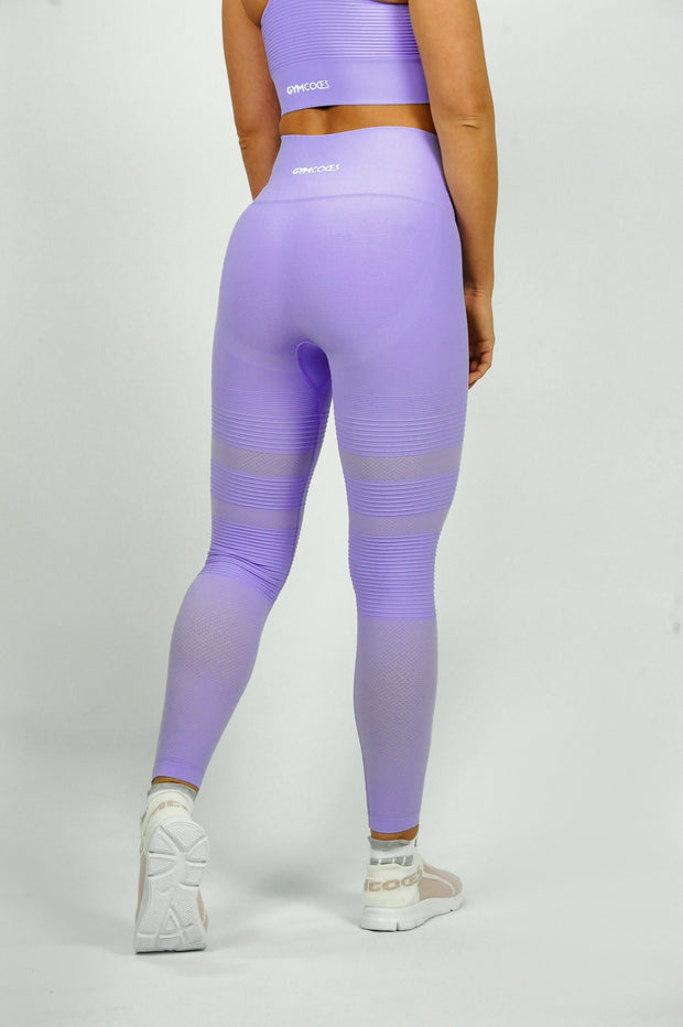 Leggings Madrid Orchidee